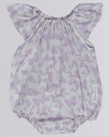 Tic Tac Toe Amelie Bubble Butterfly Lavender