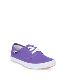 Tomy Canvas Sneakers Purple