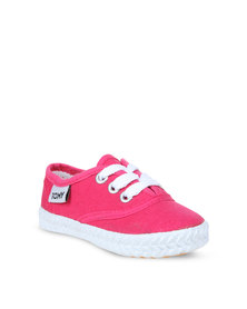 Tomy Canvas Sneakers Pink
