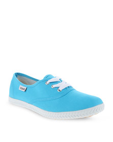 Tomy Original Low Cut Canvas Sneakers Turquoise