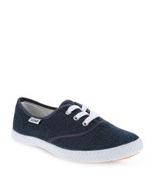 Tomy Original Low Cut Canvas Sneakers Navy