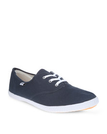 Tomy Lace Up Sneakers Navy