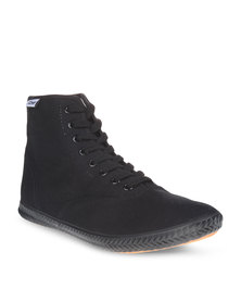 Tomy Hi Top Sneakers Black