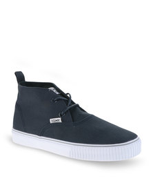Tomy Men's Premium Chukka Sneakers Navy