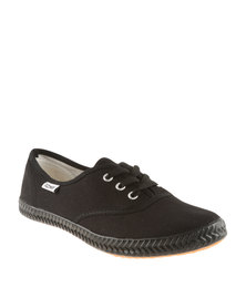 Tomy Takkies Basic Tomy Sneaker Black