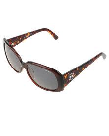 Urban Beach HQ Sunglasses Brown