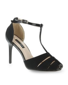 Urban Zone Isidora Heels Black