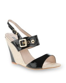 Urban Zone Ilana Heels Black & Tan
