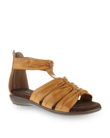 Urban Zone Erma Sandals Caramel