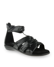 Urban Zone Erma Sandals Black