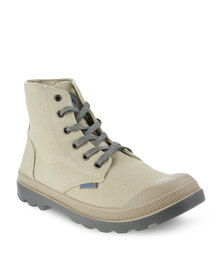 Urbanart Columbia Can Ankle Boots Beige
