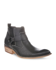 Urbanart Jerico 4 Boots Black