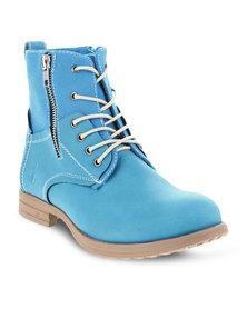 Urbanart L Bunka Boots Blue