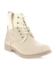 Urbanart L Bunka Boots Stone