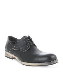 Urbanart Pillar 2 Lace-Up Shoes Black