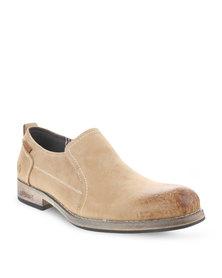 Urbanart Pillar 9 Slip-On Shoes Nude