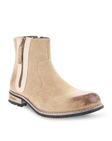 Urbanart Vivlite 1 Boots Nude