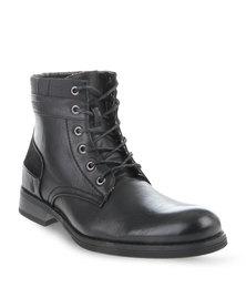 Urbanart Pillar 8 Boots Black