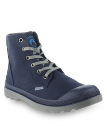 Urbanart Columbia Can Ankle Boots Blue