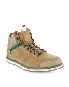 Urbanart Axe 1 Boots Tan