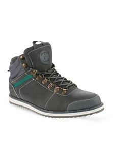 Urbanart Axe 1 Boots Grey