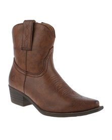 Urbanart Ljerico 4 Lea Boot Brown