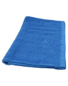USA Pro Gym Towel Blue