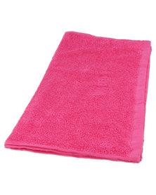 USA Pro Gym Towel Pink