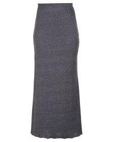 Utopia Maxi Skirt Grey