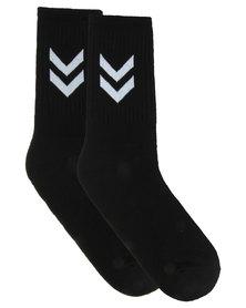 Utopia Men's Sports Socks Black