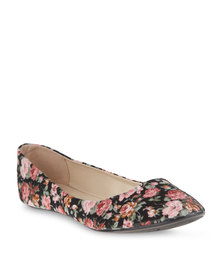 Utopia Printed Pumps Multi