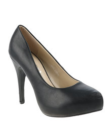 Utopia Pixie Court Shoe Black