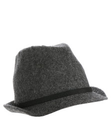 Utopia Howburg Hat Grey
