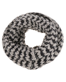Utopia Duo Snood Grey