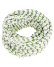 Utopia Duo Snood Green
