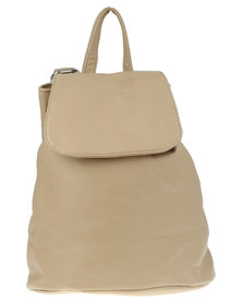 Utopia Backpack Beige