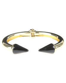 Utopia Spear Tip Bracelet Black