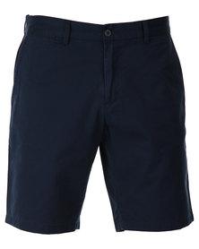 Utopia Chino Shorts Navy