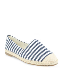 Utopia Summer Espadrilles Navy