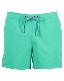 Utopia Classic Boardshorts Green