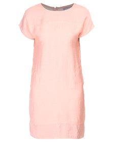 Utopia Tunic Dress Light Pink