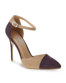 Utopia Duo Heel Purple