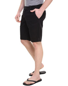 Utopia Jason Robertson Walk Short Black