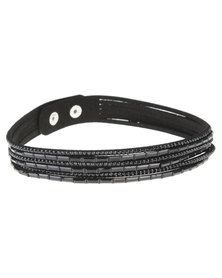 Utopia Wrap Bracelet Black