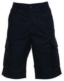 Utopia Cargo Shorts Navy