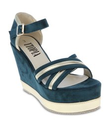 Utopia Metallic Binding Wedges Green