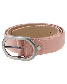 Vikson Ladies Fashion Belt Pink