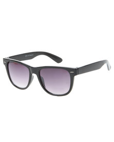 Viper Classic Wayfarer Sunglasses Black
