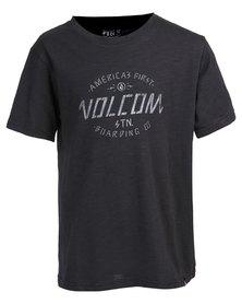 Volcom Boys Militia T-Shirt
