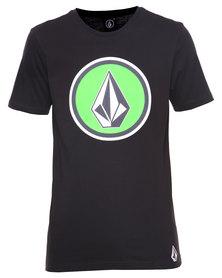Volcom Cognito SC T-Shirt Black